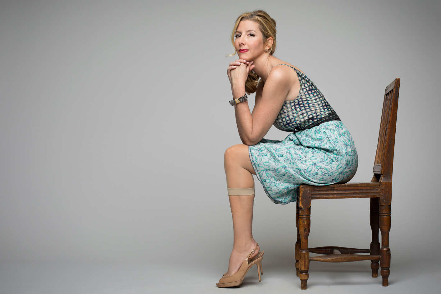 Sara Blakely Talks about How to Get a Billion Dollar Idea on The James Altucher Show