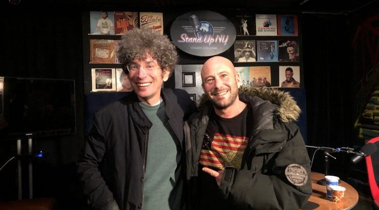 Aaron Berg The Fearless Comedian with James Altucher