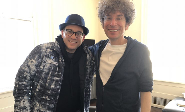 Cal Fussman discusses the art of a a great question at The James Altucher Show