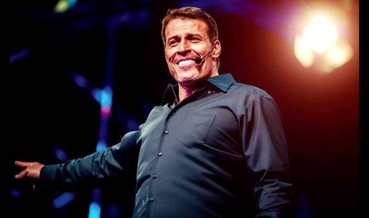 Tony Robbins Advice of How To Be Fulfilled on the James Altucher show