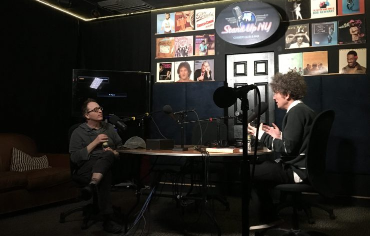 Jon Ronson talks about going Inside The Mind Of A Psychopath