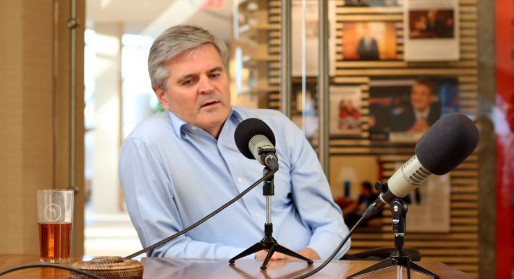 AOL founder Steve Case shares details about An Entrepreneur's Vision of the Future with James Altucher