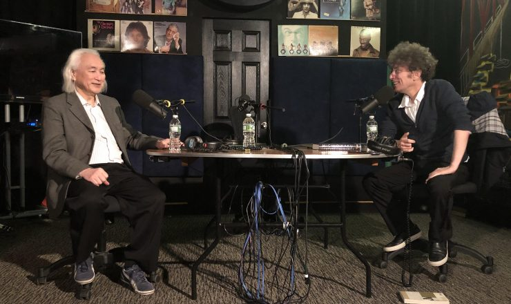 Physicist Michio Kaku talks with James Altucher about using physics to predict the future